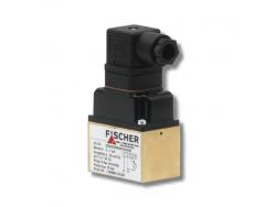 Control de presión diferencial transmisor digital Klaus Fischer DE 45
