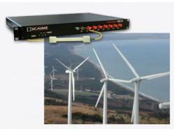 Centrales de control para sistemas de fibra óptica