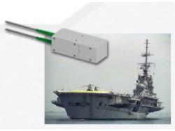 Acelerómetro fibra óptica