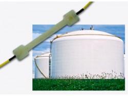 Control temperatura de fibra óptica