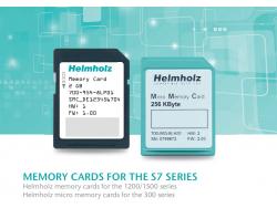 Tarjetas de memoria compatibles S7-1200 y S7-1500