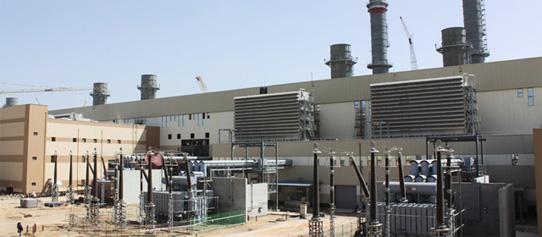 Norte Giza Central de Ciclo Combinado de energía, Egipto