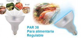 PAR 38 for Alimentary use