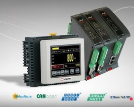 Enod 4, controlar célula de carga con autómata