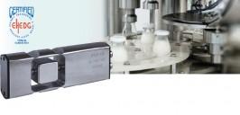 Célula de carga digital para uso en alimentaria , DVS