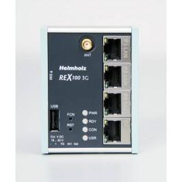 Teleservicio ilimitado,  router Ethernet REX 100