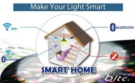 Bombilla con cámara IP integrada -IOT Smart home lighting