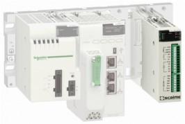 Control de peso Scaime para PLC de Schneider Electric M580.