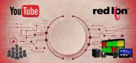 Red Lion renueva su canal de youtube y presenta sus novedades.