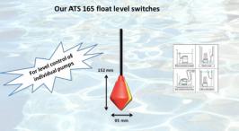 ATMI - ¿Necesita un interruptor de nivel de flotador para líquidos agitados?