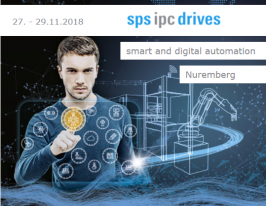 SPS IPC Drives 2018 nuestras marcas presentes