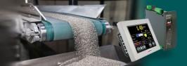 Scaime-eNod4-B control de peso para cinta transportadora.