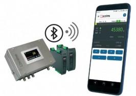 Scaime lanza una aplicación para gestionar célula de carga via bluetooth.