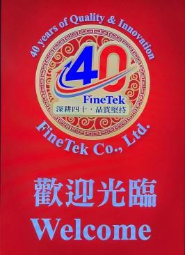 Finetek -Celebración de los 40 años de la firma.