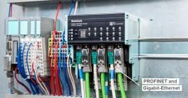 Helmholz, FLEXtra profibus switch con un formato único.
