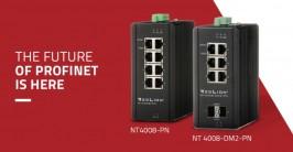 Red Lion- Nuevo switch profinet gestionado Gigabi -layer 2
