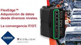 Red Lion-FlexEdge desbloquea todo el potencial de su instalación actual.
